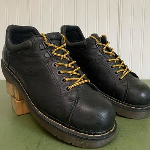 Dr Martens #10940 Low Boots/Oxfords in Black
